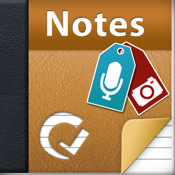 SmartNotes  w/Photos, Voice, Data Share