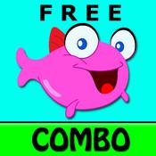 Adventures Undersea Combo - Math & Spelling Games