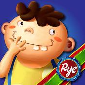 RyeBooks: The Boy Who Cried Wolf - by Rye Studio™