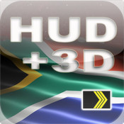 aHUD 3D Radars South Africa