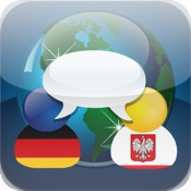 SpeechTrans Polish German Translator with Voice Recognition Powered by Nuance maker of Dragon Naturally Speaking