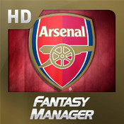 Arsenal Fantasy Manager 2013 HD