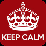 Calm It! + Keep Calm Pro - Make your Own Posters and Share
