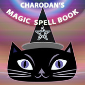 Charodan`s Magic Spell Book fairy magic spell