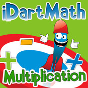 iDart Math Multiplication multiplication