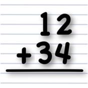 Handwrite Math Drills
