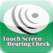 Touch Screen Hearing Check touch screen keyboard