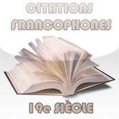 Citations Francophones du 20e siècle LYTE