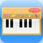 Learn playing piano for kids