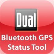 Bluetooth GPS Status Tool