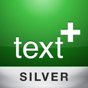 textPlus SILVER Free Text + Group Texting
