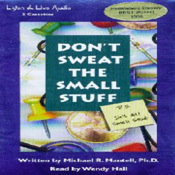 Don`t Sweat the Small Stuff: P.S. It`s All Small Stuff (Audiobook) stuff mag