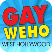 Gay Los Angeles California Guide - West Hollywood Area Gay Bi & Lesbian Bars Nightlife & Night Clubs - Dance Party Venues - Drag Shows - Shops Food & Coffee - all entertainment is in walking distance party character los angeles