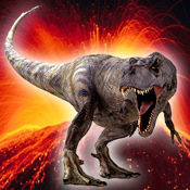 Talking T-Rex Dinosaur for iPad
