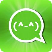 Group Text with emoticons -smsQ (emoji,emoticons,symbols keyboard)