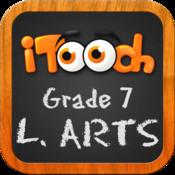 iTooch Language Arts Grade 8 (age 13-14)