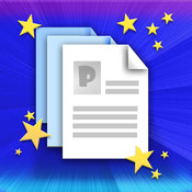 PagePop™ easiest PDF reader and library app for iPad