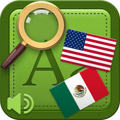 Universal Mexican Spanish - US English Audio Dictionary and Phrasebook