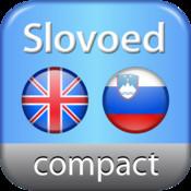 English <-> Slovenian Slovoed Compact talking dictionary