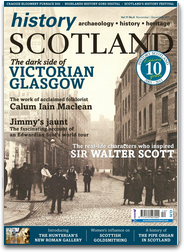 History Scotland Magazine history