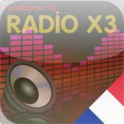 X3 French Guiana Radios - Les Radios de Guyane Française racing radios