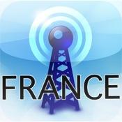 France Radio Streams - Alarm Clock + Recording / Réveil-matin + Enregistrement