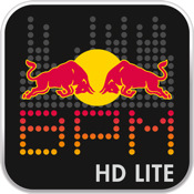Red Bull BPM HD Lite Player split pic