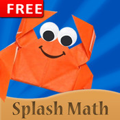 3rd Grade Math: Splash Math Worksheets App [Free]