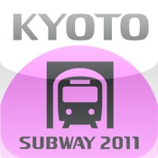 ekipedia Subway Map Kyoto 2011 (Subway Guide) subway surfers