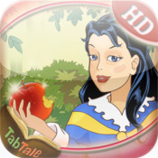 Snow White and the Seven Dwarfs - An Interactive Children`s Story Book HD