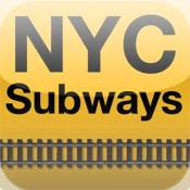 NYC Subway Maps for iPhone and iPod touch