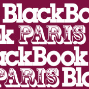 Paris BlackBook City Guide