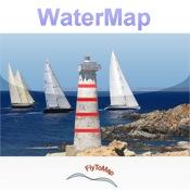 US Great Lakes HD - Water Map Navigator