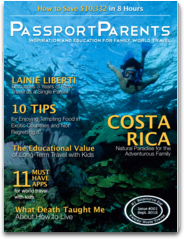 Passport Parents Magazine