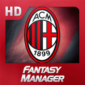 AC Milan Fantasy Manager 2013 HD manager players skills