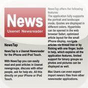 NewsTap (Usenet Newsreader)