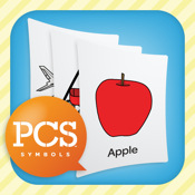 PCS™ Vocabulary Flash Cards symbols