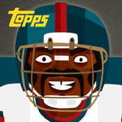 Topps HUDDLE Football Game and News