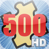 500 Assorted Jigsaw Puzzles HD – iPad version!