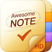 Awesome Note HD (+To-do/Diary)
