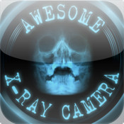 Awesome X-Ray FX Camera for iPhone & iPad