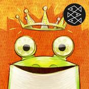 Frog King – Bilingual Grimm's Fairy Tales interactive (en/es), S. Fischer Verlag