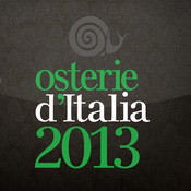 Osterie d`Italia 2013 - la Guida di Slow Food