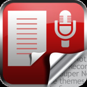 SuperNote: notes & recording on the go