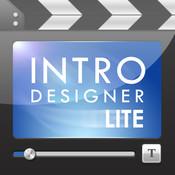 Intro Designer Lite - Create Intros for iMovie