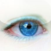 Magic Eye Color Effect Free-Color Contact Lens,Red Eye Remover. image color