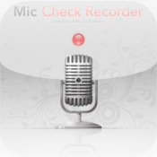 Mic Check Recorder for iPad check