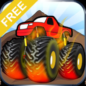 A Big Monster Truck Climb -- FREE Multiplayer Game