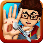 Little Doctor`s Hospital - Fun Make-up Salon Game for Subway Surfers Fans Edition surfers