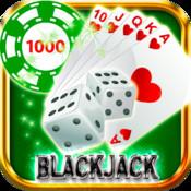 Blackjack Offline Casino Vice Dice Card Maniacs Free Jackpot